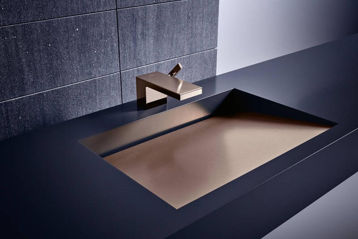 BAD ELEMENTE. Badsanierung mit Badezimmer Armaturen von Herstellern wie Dornbracht, Vola, Axor, Herzbach und weiteren spitzen Herstellern