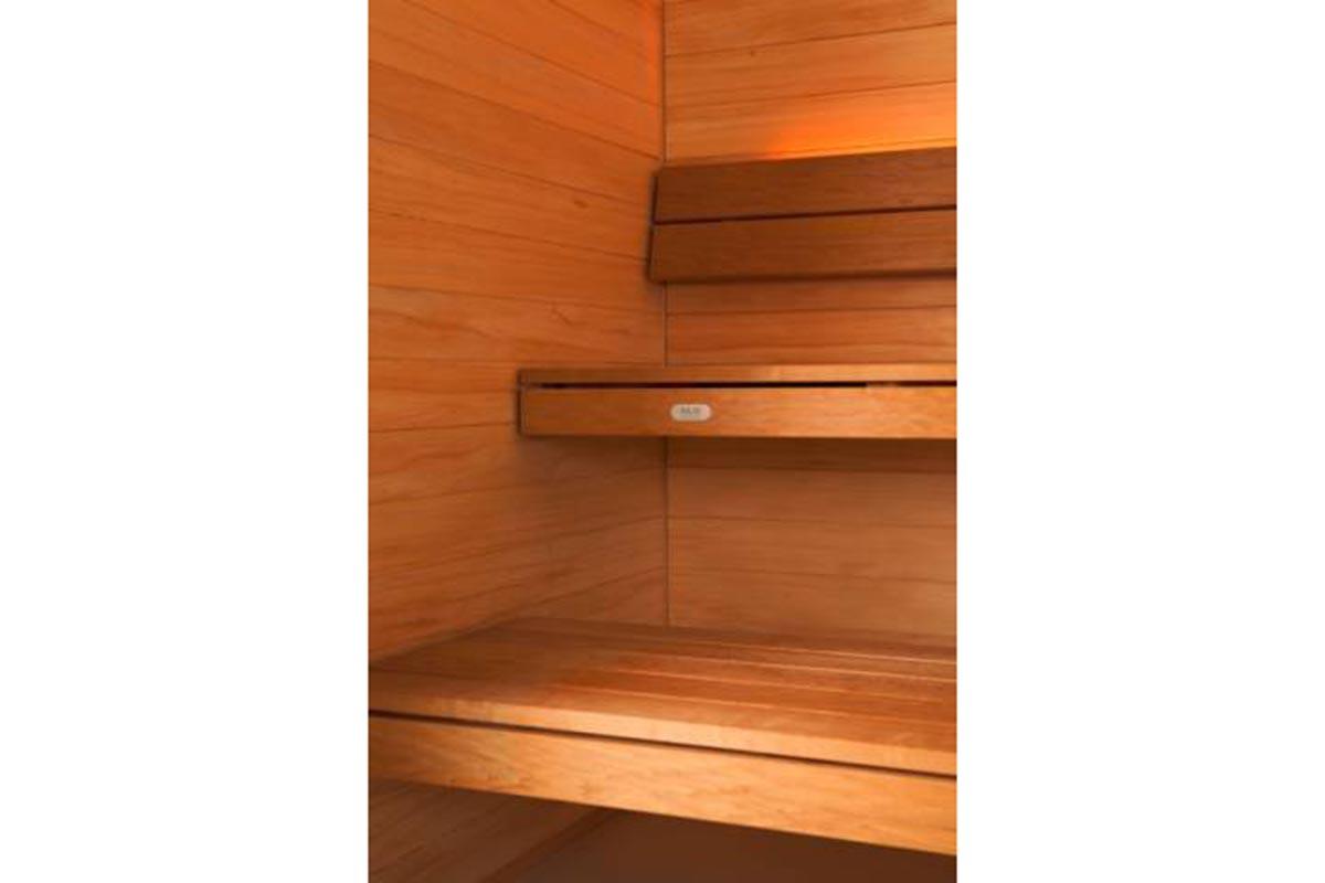 BAD ELEMENTE. Badsanierung mit Einbau- und Elementar Saunen aus feinstem Holz, mit modernster Technik oder gefliest als Dampfsauna