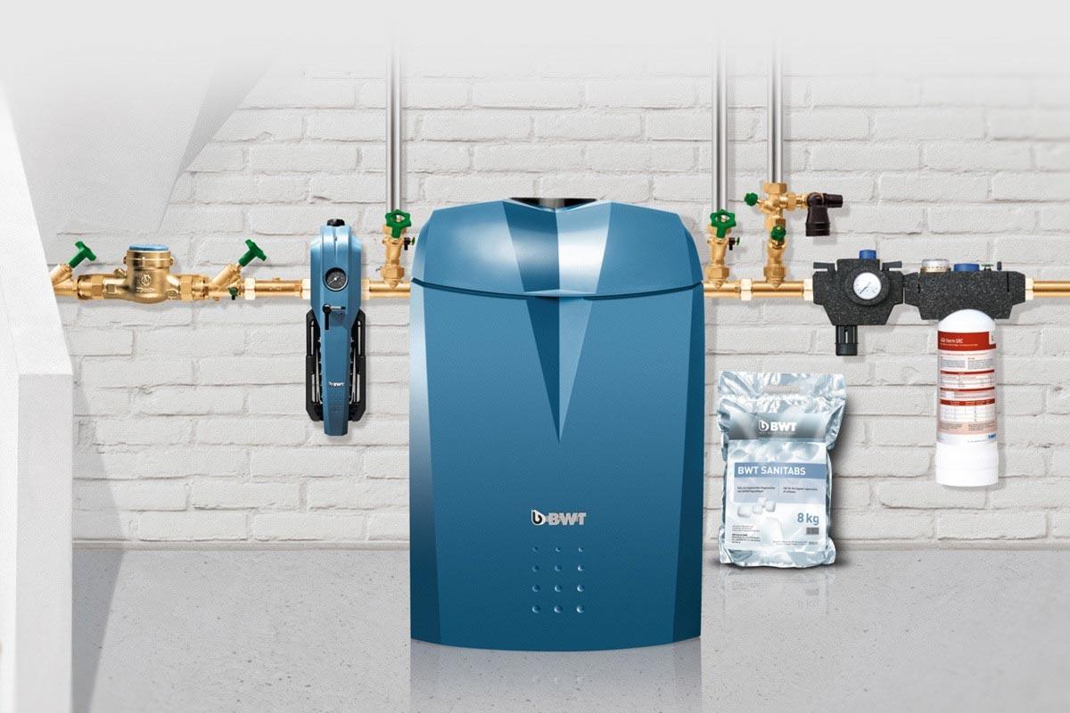 BAD ELEMENTE. Wasseraufbereitung und Quellfrisches Trinkwasser mit Sprudel