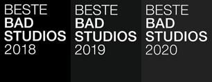 Bad Elemente Auszeichnungen - beste Bad Studios